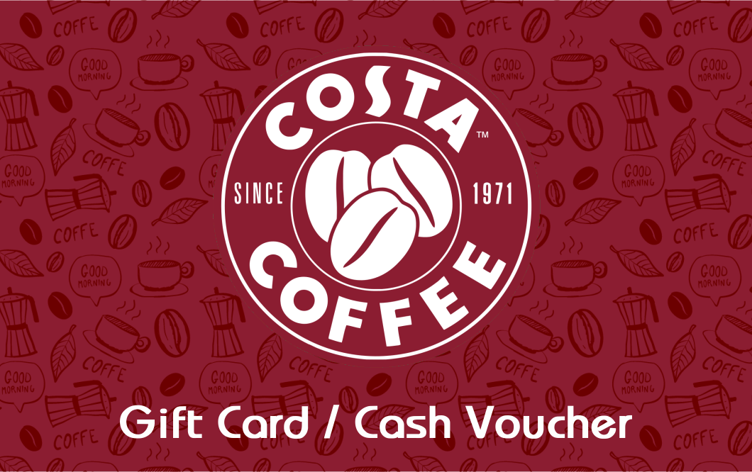 Costa Coffee E-Gift Voucher