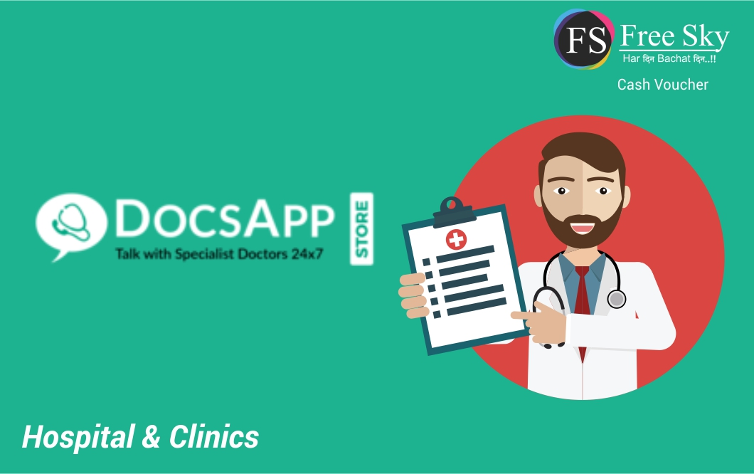 DocsApp Gold - Unlimited Doctor Consultations