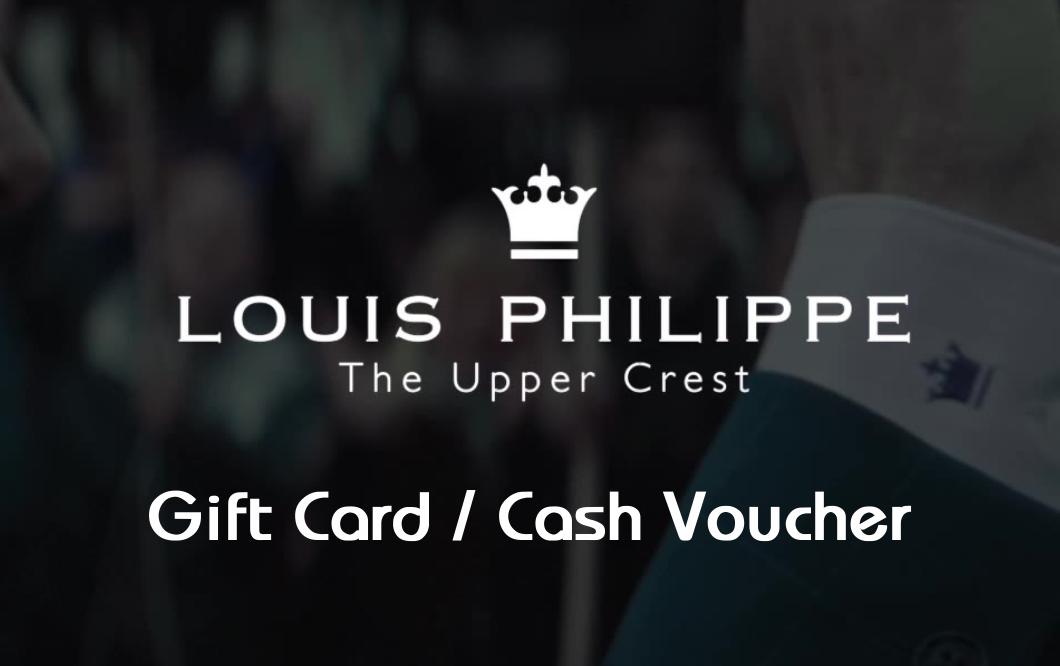 Louis Philippe E-Gift Voucher