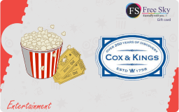 Cox And Kings Voucher