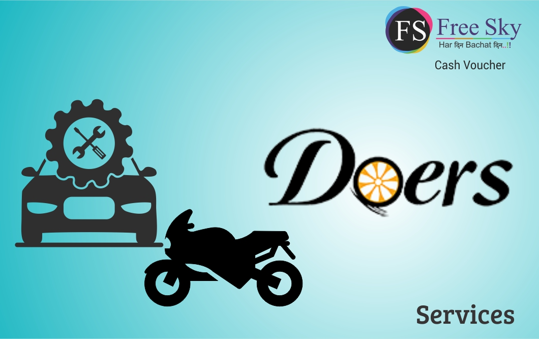 Doers BIKE & CAR - SERVICE | REPAIR | PAINTING Only In Bangalore