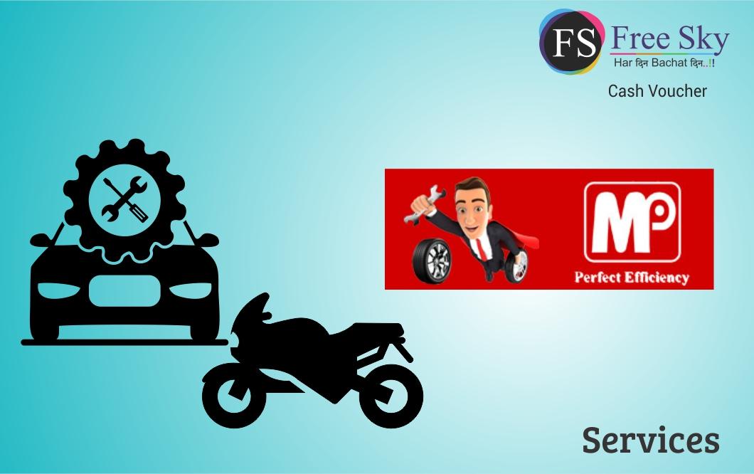 Chennai-Mpover Bike Service-Silver