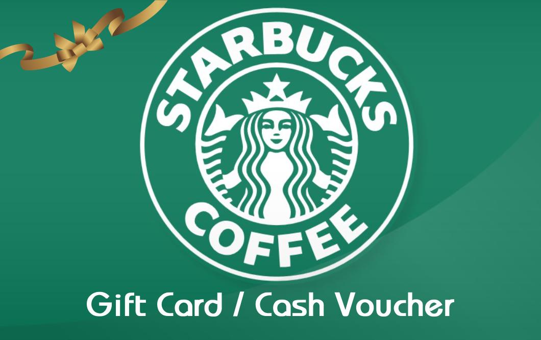 Starbucks Egift Card - India Exclusive