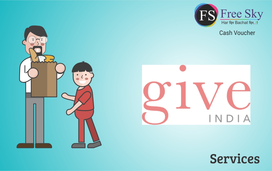 GiveIndia-Mid-day meal for poor children