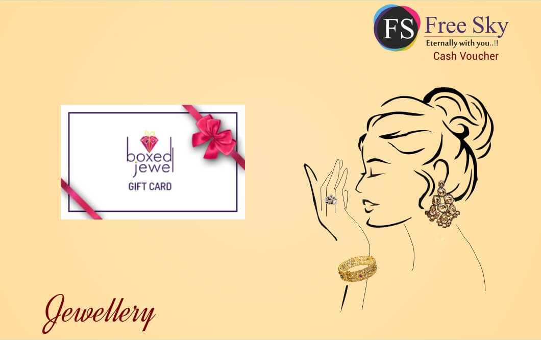 Boxed Jewel E-Gift Voucher
