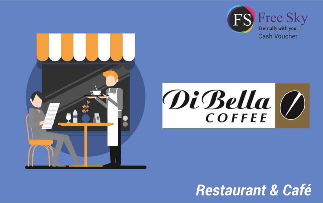 Coffee by Di Bella E-Gift Vouchers