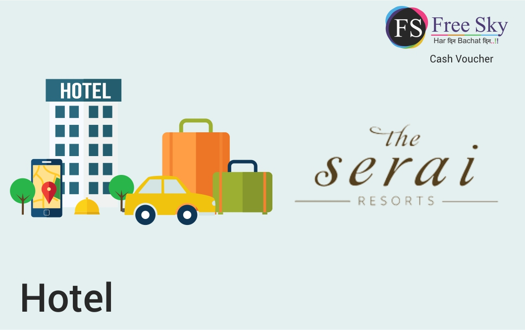 The Serai E-Gift  Voucher