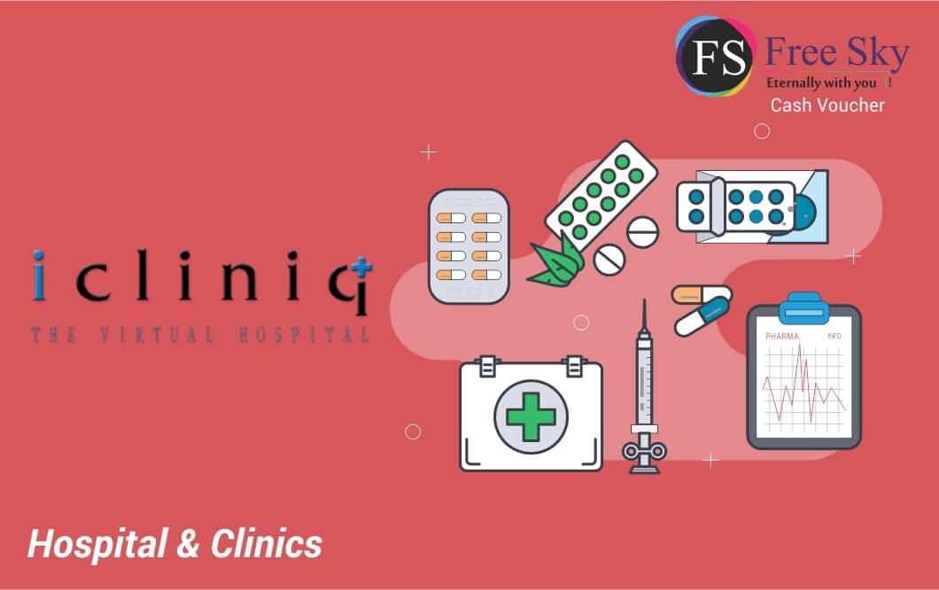 iCliniq Doctor Consultancy