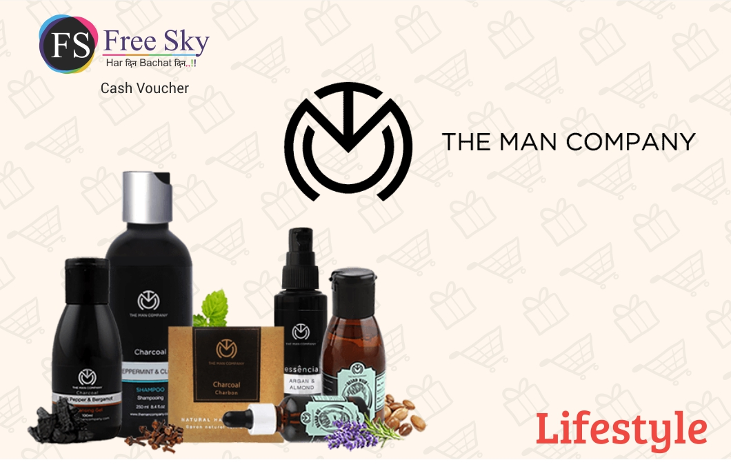 The Man Company E-voucher